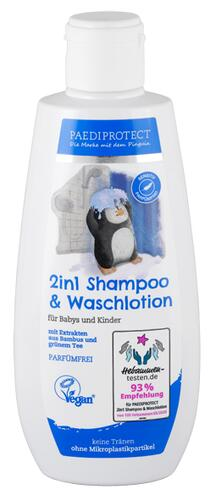 Paediprotect 2in1 Shampoo & Waschlotion