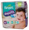 Pampers Active Fit Windeln Größe 4, 7-18 kg, Maxi