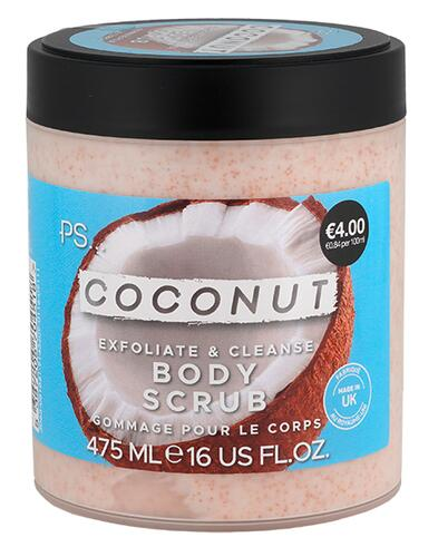 PS. Coconut Exfoliate & Cleanse Body Scrub