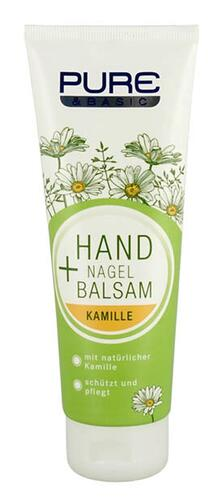 Pure & Basic Hand + Nagelbalsam Kamille
