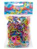 Rainbow Loom Mix Jelly / Mix 600 Latex-freie Gummibänder