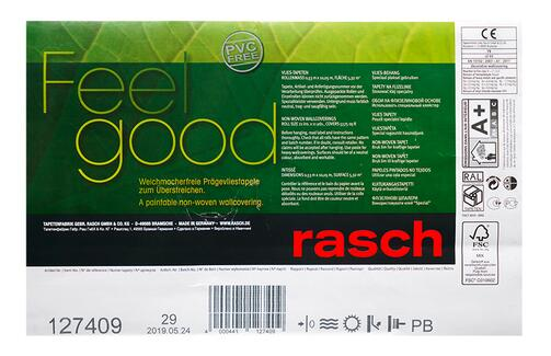 Rasch Feel Good Vlies-Tapeten, 127409