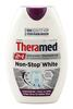 Theramed 2 in 1 Zahncreme + Mundspülung Non-Stop White