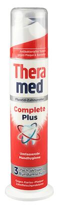 Theramed Fluorid-Zahncreme Complete Plus