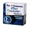 Vier Diamanten Thunfisch Naturell