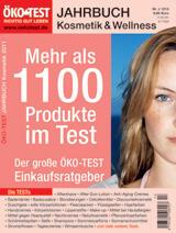 ÖKO TEST Jahrbuch Kosmetik für 2011 ÖKO TEST