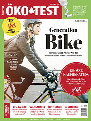 Magazin April 2021: Generation Bike