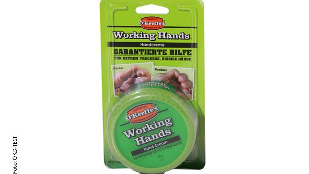 Test: O'Keeffe's Working Hands Handcreme