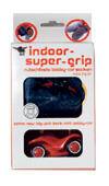 Big Indoor Super-Grip Bobby-Car Socken blau, Art. 56458