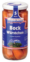 Poppenburger Bockwürstchen