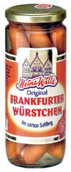 Heinz Wille Original Frankfurter Würstchen