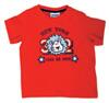 "Dopodopo Mini Boys T-Shirt ""New York"", rot"