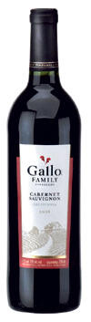 Gallo Family 2008 Cabernet Savignon