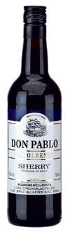 Don Pablo Golden Sherry