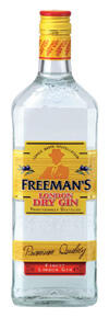 Freeman's London Dry Gin