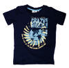 "Tom Tailor T-Shirt ""Crazy Wheels"" , blau"
