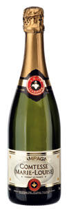 Champagne Comtesse Marie-Louise, Brut