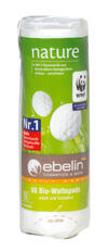 Ebelin Nature Bio-Wattepads