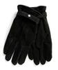 Barbour Leather Thinsulate Gloves, schwarz