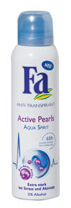 Fa Anti-Transpirant Active Pearls Aqua Spirit 48h, Spray