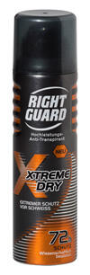 Right Guard Xtreme Dry 72h Schutz, Spray