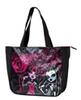 Monster High Shopping Bag, schwarz