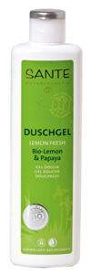 Sante Duschgel Lemon Fresh Bio-Lemon & Papaya