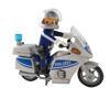 Playmobil City Action 5180 Polizeimotorrad
