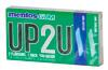Mentos Gum UP2U, Daylight Mint, Mint Night Mint
