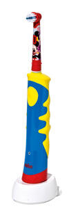 Oral-B Kids' Power Toothbrush Mickey Mouse (3+)