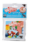 Big Bobby Car Baby Bade-Bilderbuch