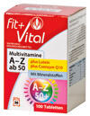 Fit+Vital Multivitamine A-Z ab 50, Tabletten