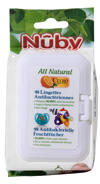 Nuby All Natural 48 Antibakterielle Feuchttücher