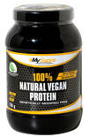 My Supps 100% Natural Vegan Protein