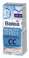 Balea Beauty Effect CC Color Control, hell bis mittel