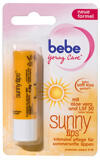 Bebe Young Care Sunny Lips LSF 30