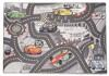 Kinderteppich World of Cars II-97, grau