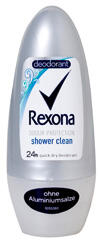 Rexona Deodorant  Odour Protection Shower Clean
