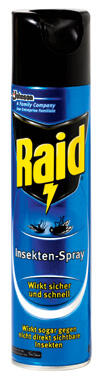 Raid Insekten-Spray