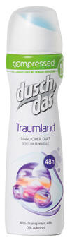 Dusch Das Traumland Anti-Transpirant Compressed