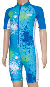 Reima Swimsuit Galapagos, mid blue