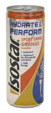 Isostar Hydrate & Perform Sport Drink Orange Flavour
