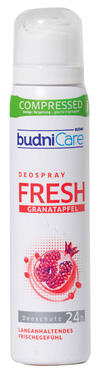 Budni Care Fresh Granatapfel Deospray Compressed