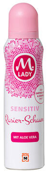 M. Lady Sensitiv Rasier-Schaum
