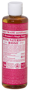 Dr. Bronner's Magic Soaps Reine Naturseife Rose
