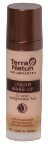 Terra Naturi Liquid Make-Up, 03 Natural Beige