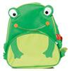 Skip Hop Little Kid Backpack Zoo Pack Frosch, grün