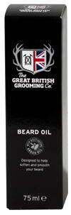 The Great British Grooming Co. Beard Oil