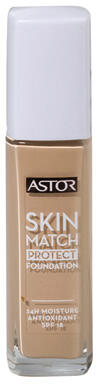 Astor Skin Match Protect Foundation, 103, Porcellaine