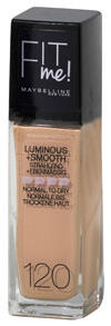 Maybelline Fit me! Luminous + Smooth, 120, Classic Ivory